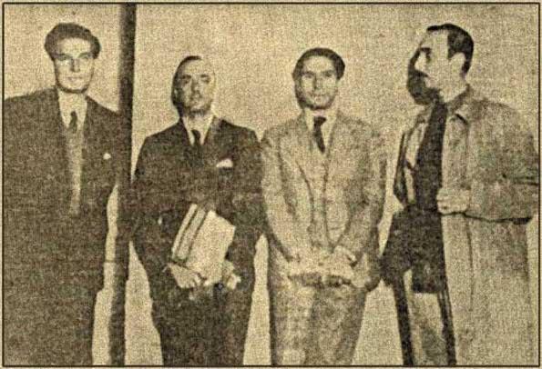 Una entrevista de Cardoza y Aragón a Pellicer, Paz y Gamboa al regresar de España en 1938