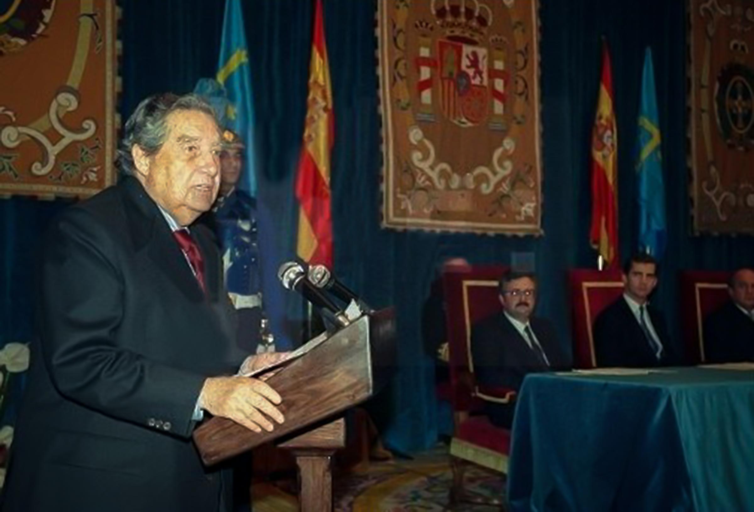 Premio Príncipe de Asturias de Comunicación y Humanidades 1993