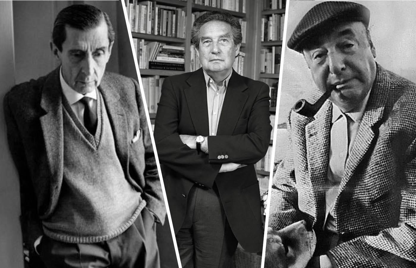 Amistad escalena: Bergamín, Neruda y Paz