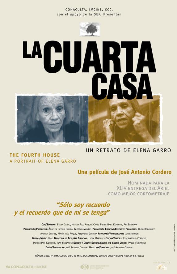 Elena Garro, historias para el cine