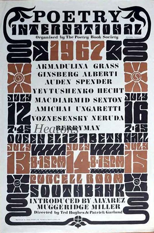 Poetry International 67